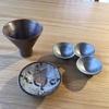 和朝食の器